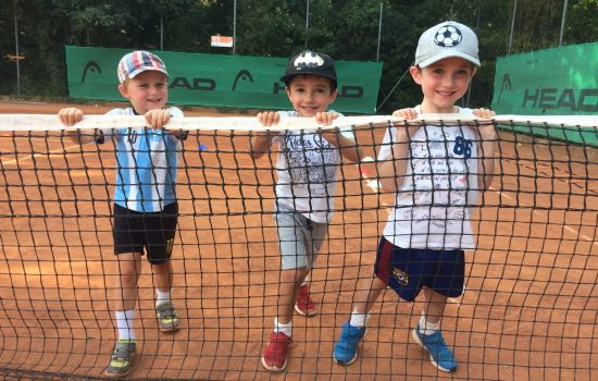 Kinder Tennis Wien